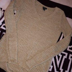 Cream Sweater Rue21